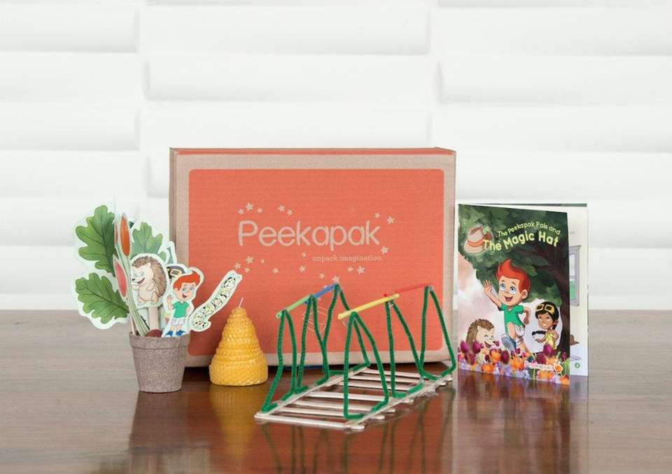 Peekapak($19.99 per month, www.peekapak.com)BEST FOR Ages 4 to