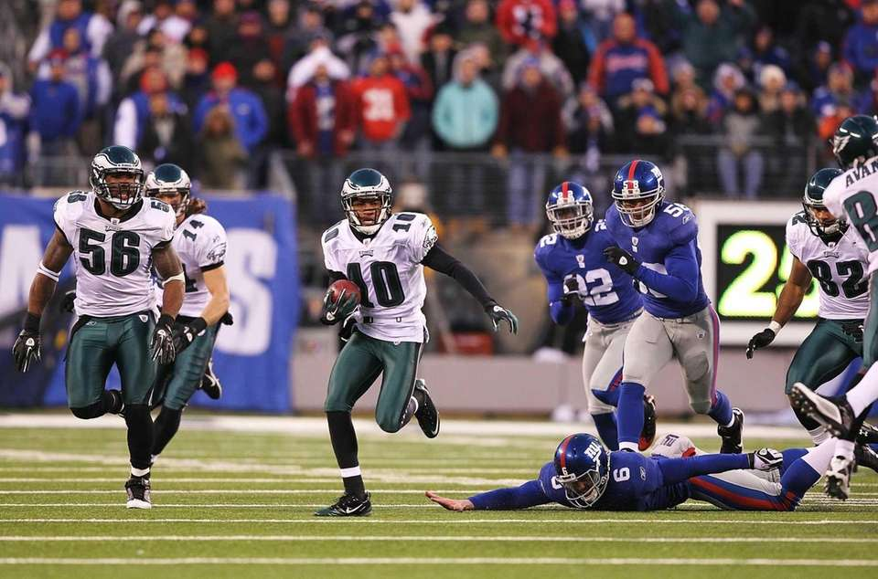 DEC. 19, 2010: THE MIRACLE AT METLIFE DeSean
