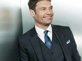 """I love attention to detail,"" says Ryan Seacrest"