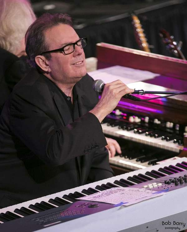 Songwriter Jimmy Webb, who will appear with Jane