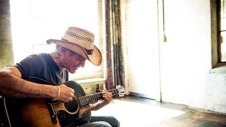 West Islip native Doug Seegers released his debut