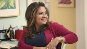 "Cristela Alonzo stars the title character of ""Cristela,"""