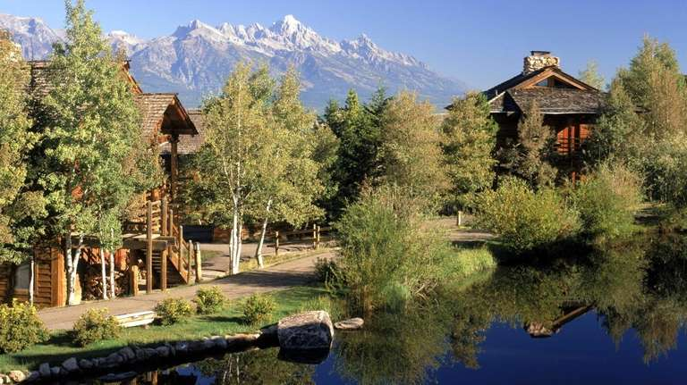 Spring Creek Ranch in Jackson Hole, Wyoming, has