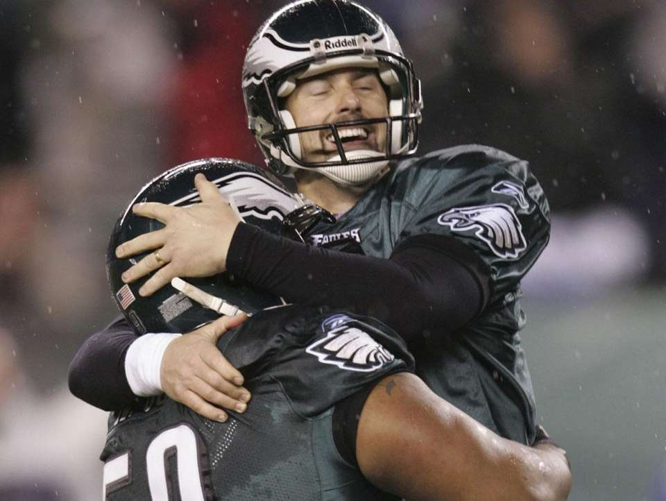 JAN. 7, 2007: WILD WILD CARD David Akers