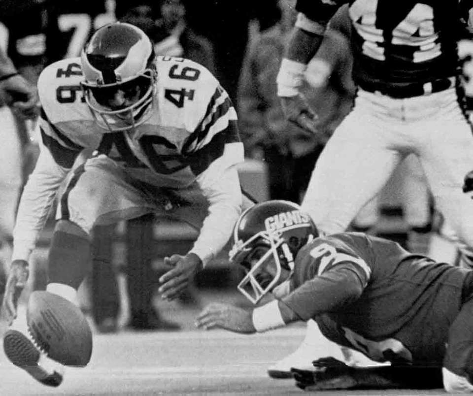 NOV. 19, 1978: THE MIRACLE AT THE MEADOWLANDS