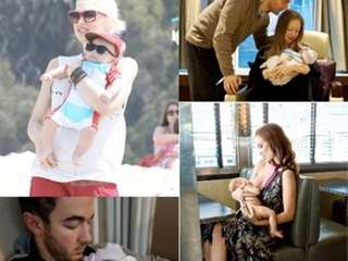 Celebrity Baby Scoop looked into the trendiest Hollywood