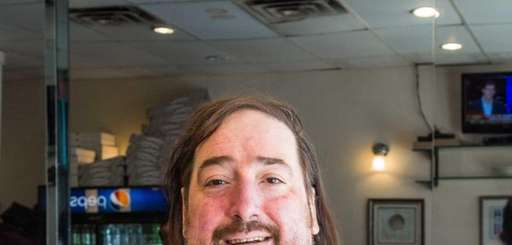 """Chef Richard Desmond is known as """"The Singing"""