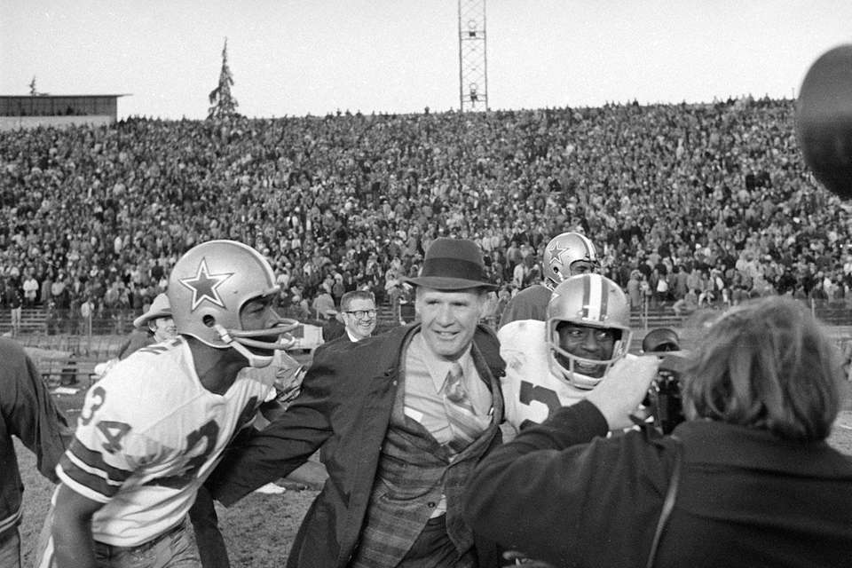 1960: FROM GIANT TO COWBOY Before leading the