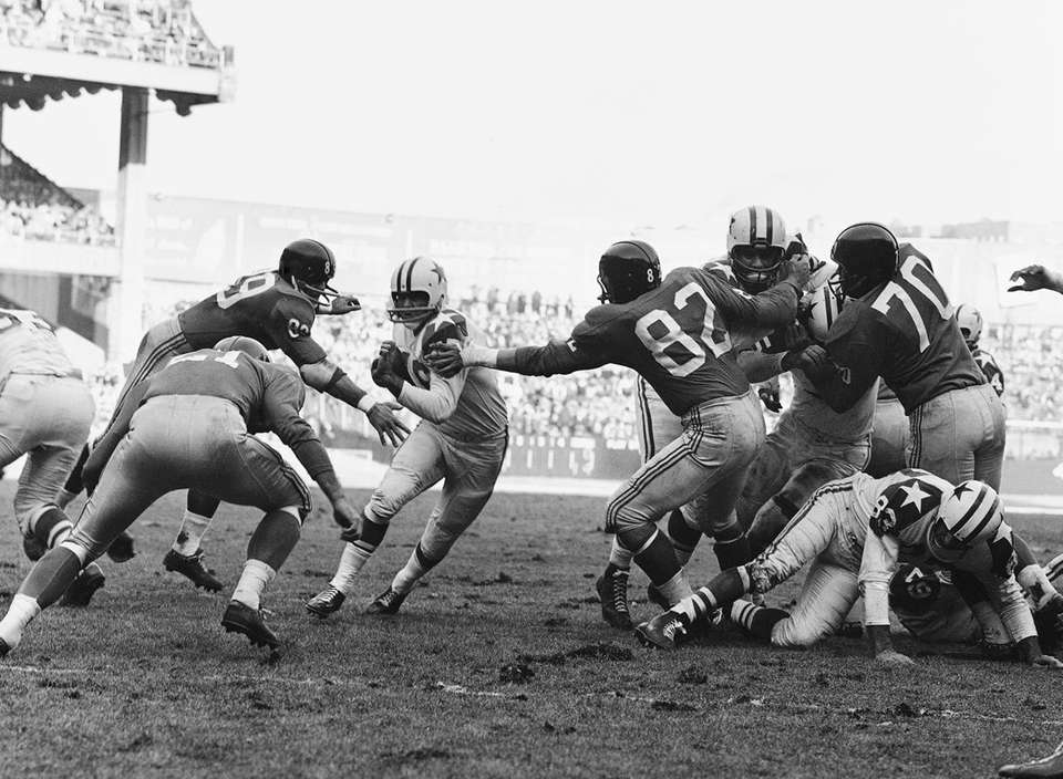 History of the Giants-Cowboys rivalry | Newsday