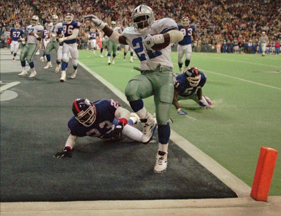 DEC. 17, 1995: JUST FOR KICKS The Cowboys