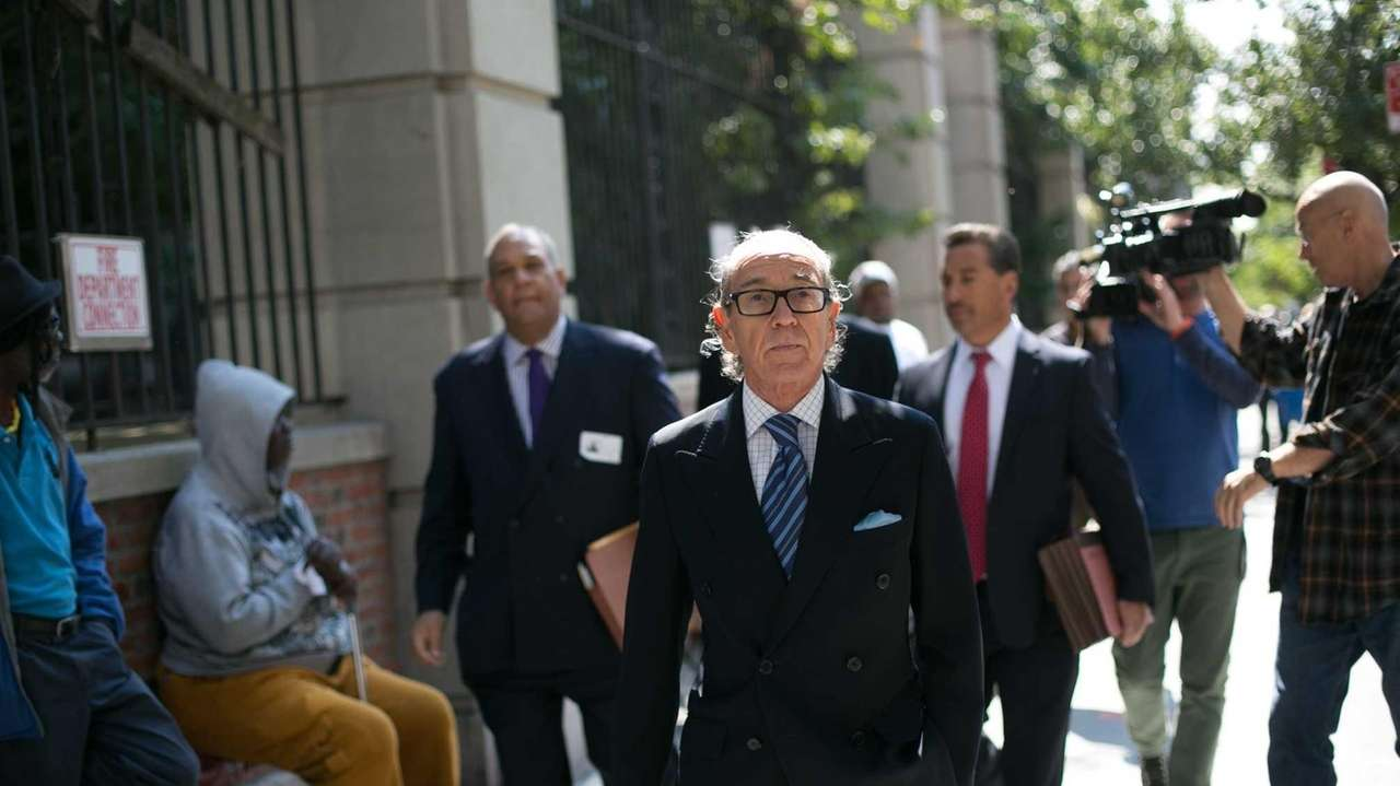 Sanford Rubenstein has withdrawn from the Eric Garner