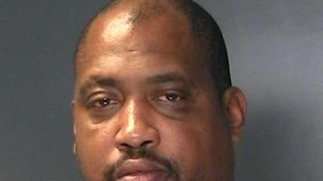 Anthony Myles, 50, of Huntington Station, was arrested