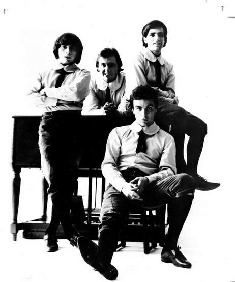 The Young Rascals at The Barge