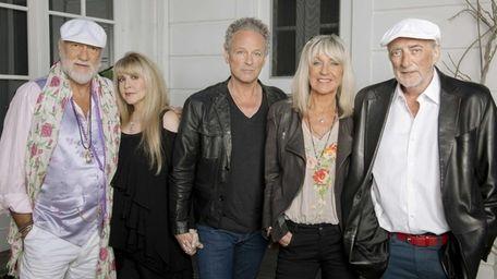 Fleetwood Mac has reunited again. Drummer Mick Fleetwood,