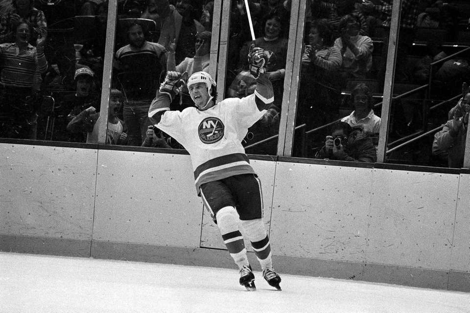 Mike Bossy, a seven-time All-Star right wing, three-time