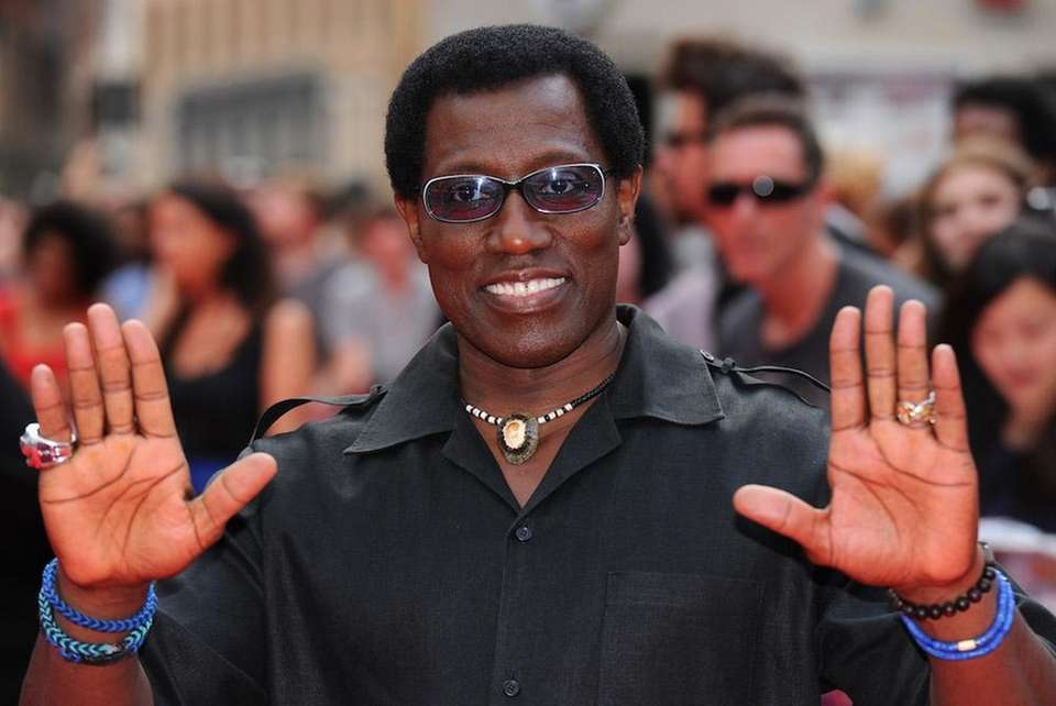In 2008, actor Wesley Snipes was sentenced to