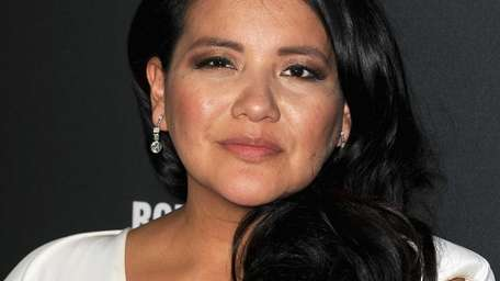 Misty Upham, best known for her roles in