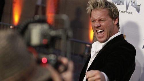 Manhasset-born Chris Jericho, son of former New York