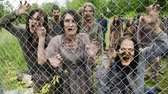 "Walkers in ""The Walking Dead"" Season 4, Episode"