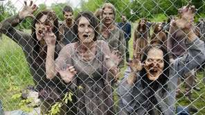 """Walkers in """"The Walking Dead"""" Season 4, Episode"""