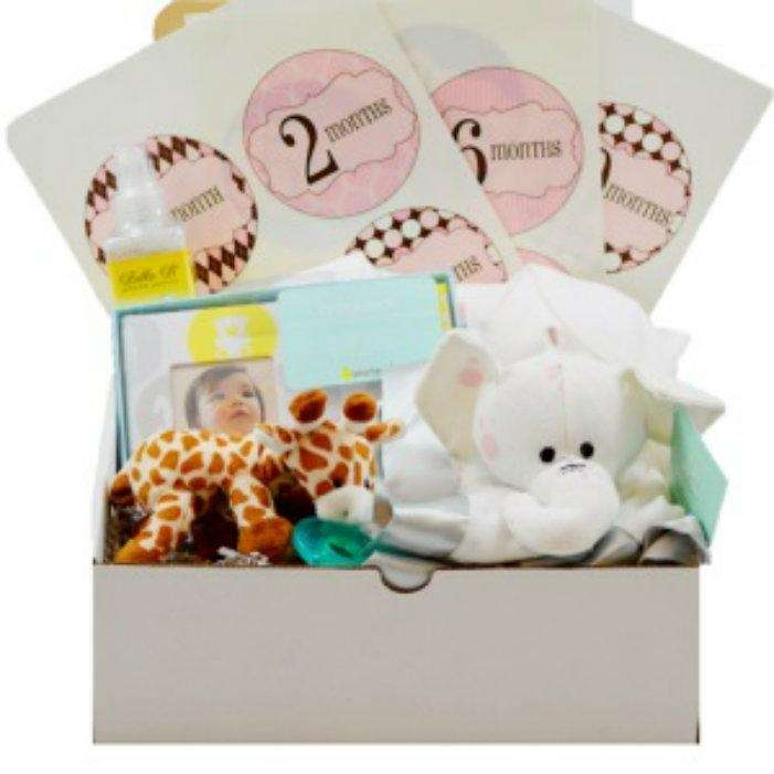 Baby Bump Bundle($30-$180 for three boxes, www.babybumpbundle.com)BEST FOR