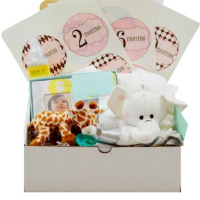 Baby Bump Bundle($30-$180 for three boxes, www.babybumpbundle.com)BEST FOR