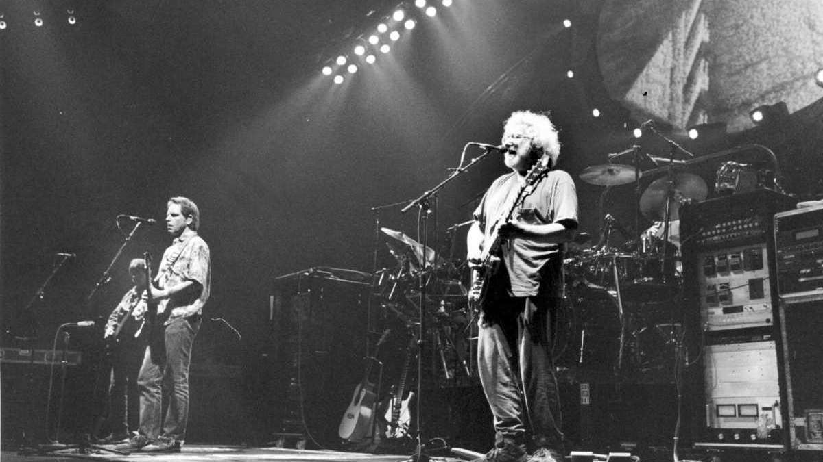 Grateful Dead at the Coliseum