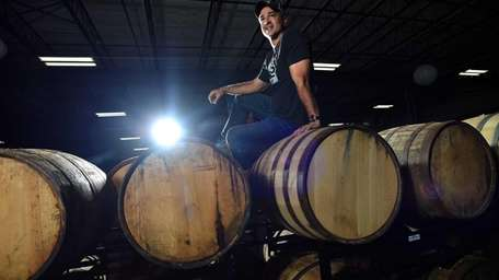 Anesthesiologist Rick Sobotka is the owner and brewmaster