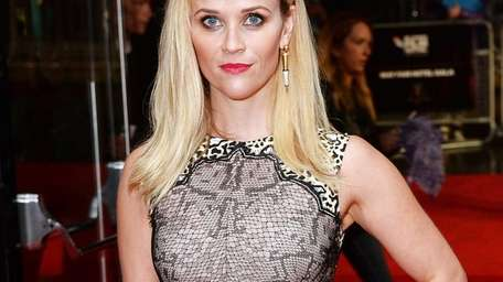 Reese Witherspoon promotes