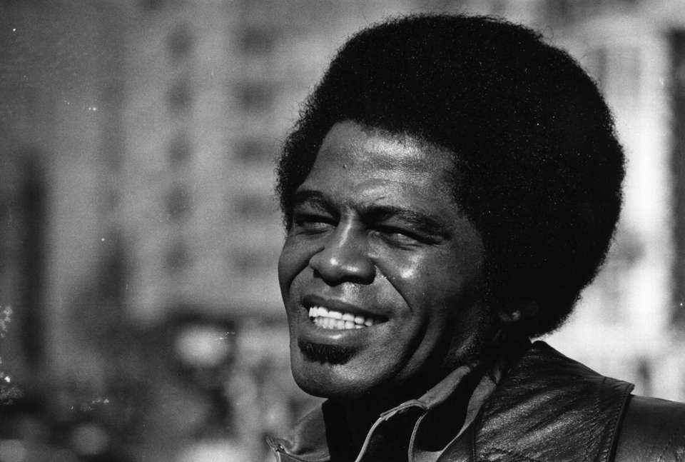 In 1988, the late James Brown, a singer