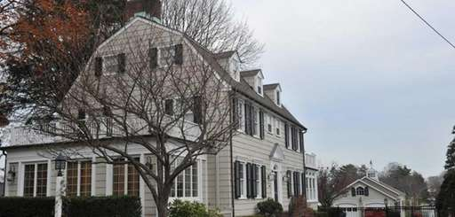 The Amityville Horror house is among the most