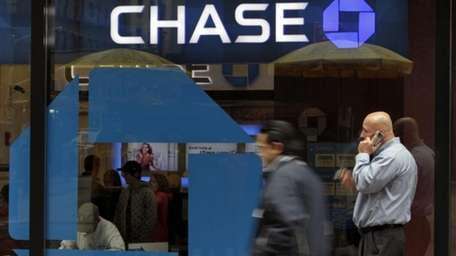 JPMorgan Chase & Co. reported lower-than-expected third-quarter profit