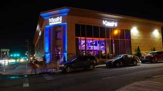 Kashi Sushi Lounge, the newest branch to open,