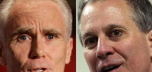 Republican lawyer John Cahill challenges Democratic Attorney General