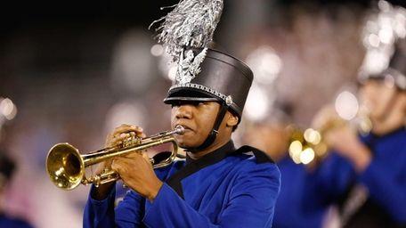 Elwood-John Glenn High School performs at the 52nd