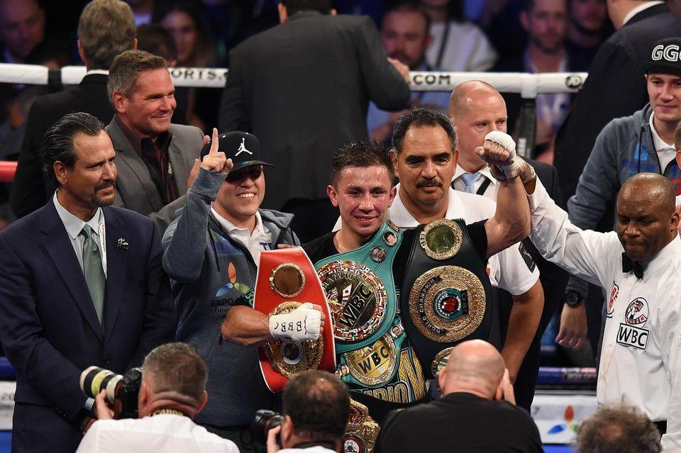 Many observers felt Gennady Golovkin won his mega-fight