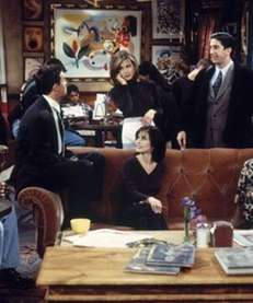 "All 10 seasons of ""Friends"" will be coming"