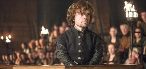 "Peter Dinklage in HBO's ""Game of Thrones."""