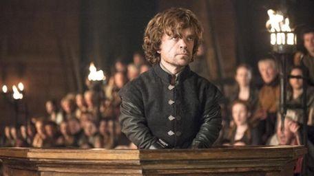 Peter Dinklage in HBO's