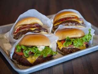 Long Island's first Shake Shack opened in November