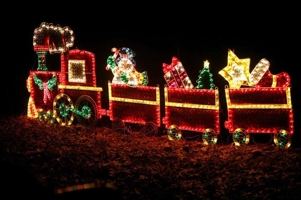 The Girl Scouts Holiday Light Show returns to
