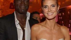 Model Heidi Klum and Grammy-winning singer Seal officially
