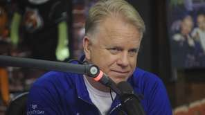 Boomer Esiason co-hosts WFAN's morning show with Craig