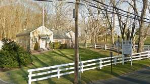 Nissequogue Village Hall is located at 631 Moriches