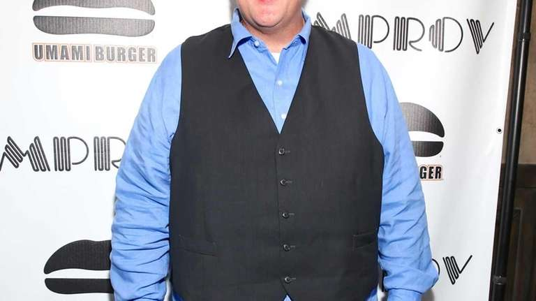 Billy Gardell, host of a new game show