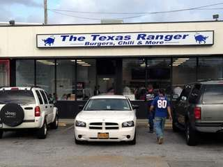 The Texas Ranger is reborn in Freeport at