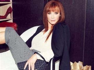 Celebrity Baby Scoop recently spoke with actress Lauren
