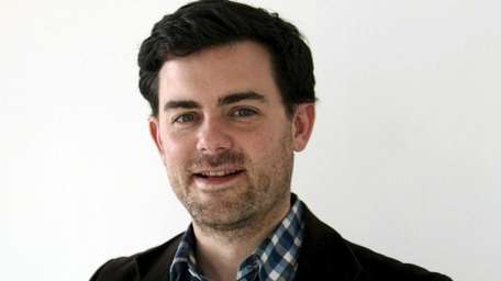 New York Times editor and author Clay Risen