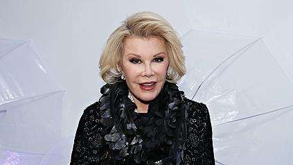 Joan Rivers was left off the Oscars