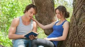 Luke Bracey and Liana Liberto star in Relativity